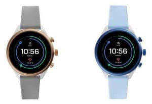 fossil sport announced with snapdragon wear 3100 chip 3 e1541599048903 300x206 - Phone free running: Ten watches with built-in GPS and music