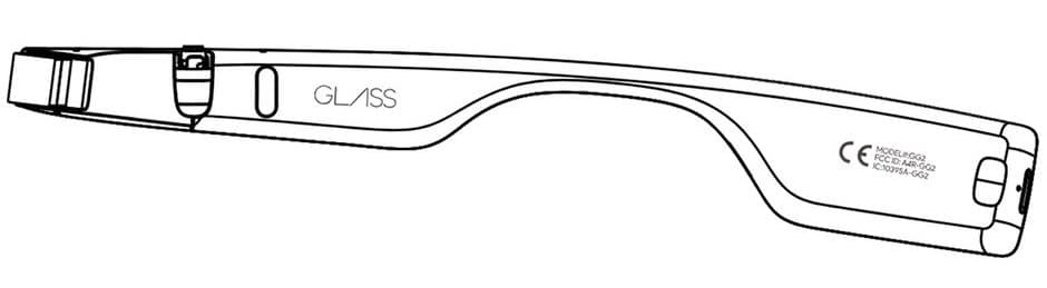 google glass 2 drops by the fcc launch expected soon 1 - Google Glass 2 Enterprise Edition drops by the FCC, launch expected soon