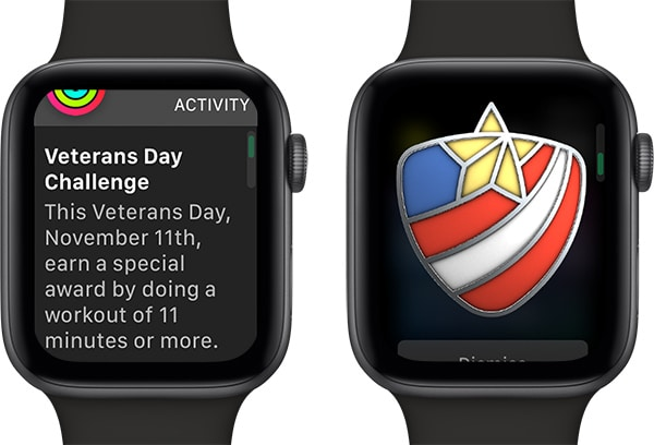 look out for apple s next activity challenge on veterans day - Look out for Apple's next Activity Challenge on Veterans Day
