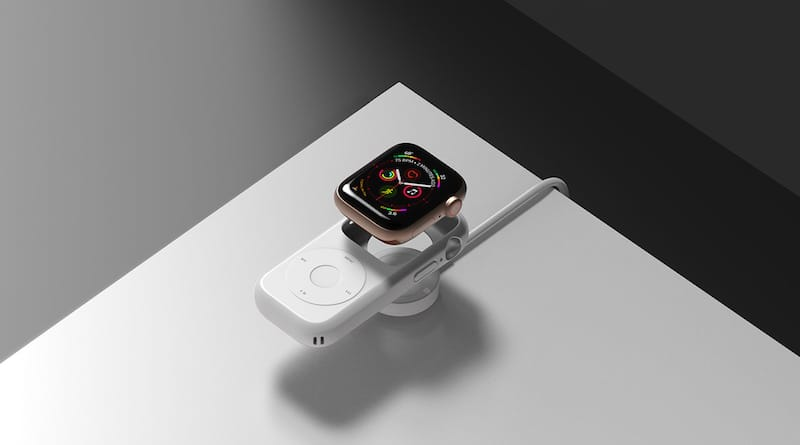 New concept turns the Apple Watch into the good old iPod