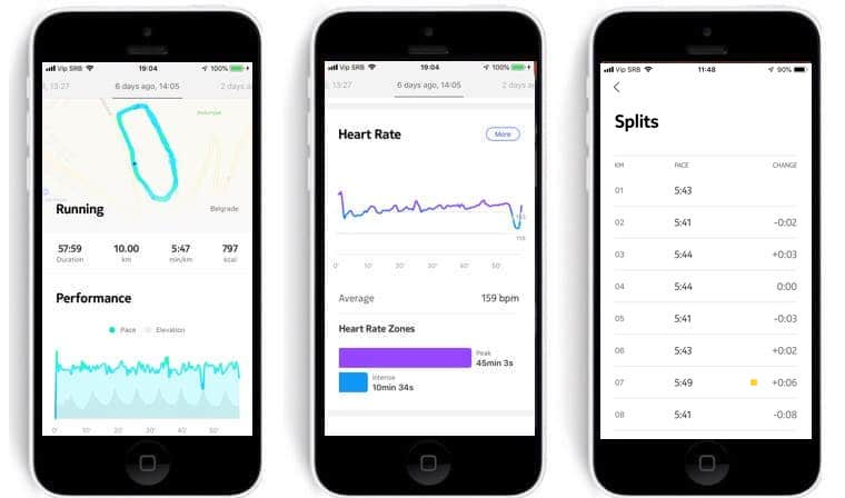 review steel hr sport withings marks its return with a sportier version of its hybrid - Review: Steel HR Sport, Withings is back with a sportier hybrid