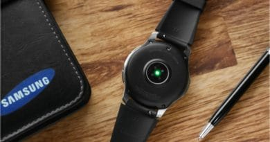 Samsung's next intelligent watch may be a hybrid