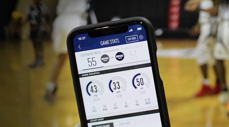 ShotTracker brought elite-level analytics to Jr. NBA World Championship