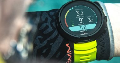 Suunto announces D5 dive computer with full color display