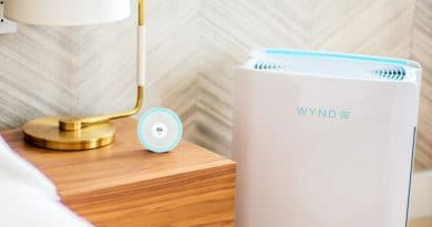 Wynd Halo + Home Purifier: breathe well at home