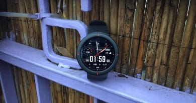 Amazfit Verge first look: GPS sports watch launches in the US