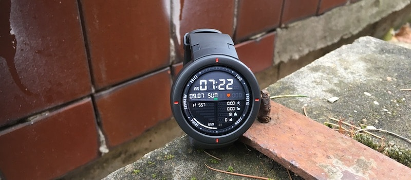 amazfit verge first look smartwatch launches in the us 4 - Amazfit Verge review: GPS sports watch that monitors heart health