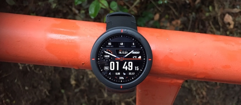 amazfit verge review gps sports watch that monitors heart health 2 - Amazfit Verge review: GPS sports watch that monitors heart health