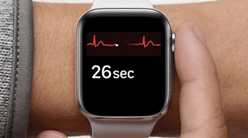 Apple's ECG sensor is already saving lives