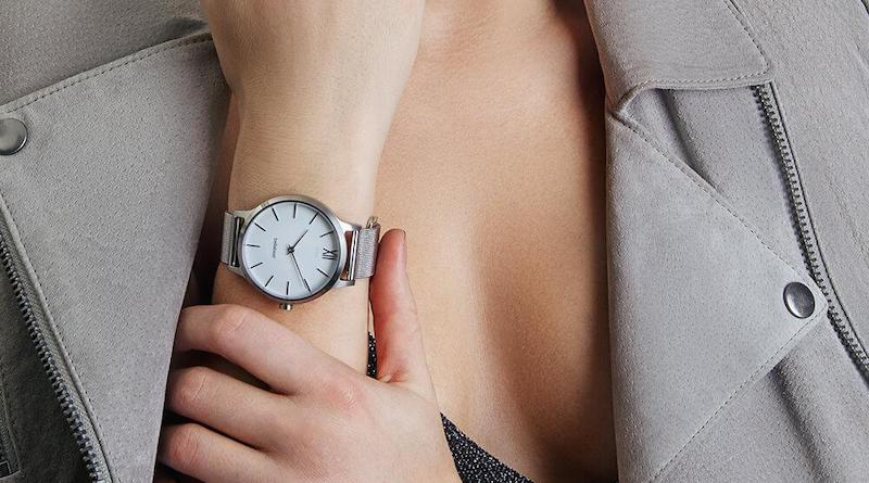 Bellabeat Time is the company's first hybrid wellness watch