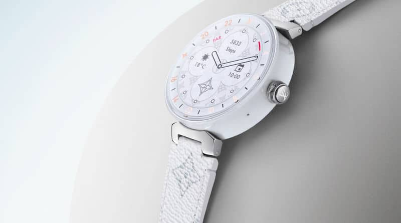 Louis Vuitton rolls out 2019 iteration of its Tambour Horizon smartwatch