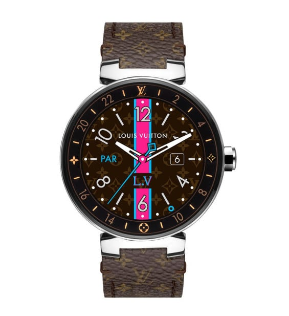 louis vuitton rolls out 2019 iteration of its tambour horizon smartwatch - Luis Vuitton shares more details on its uber-luxe Tambour Horizon