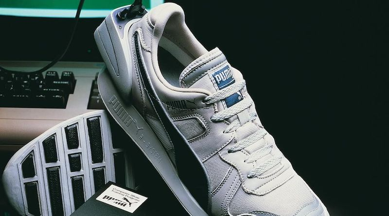 Puma brings back its 30 year old computerized running shoe