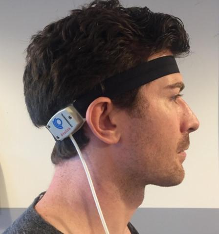 vibrating headband to prevent vertigo and motion sickness 1 - Vibrating headband to prevent vertigo and motion sickness