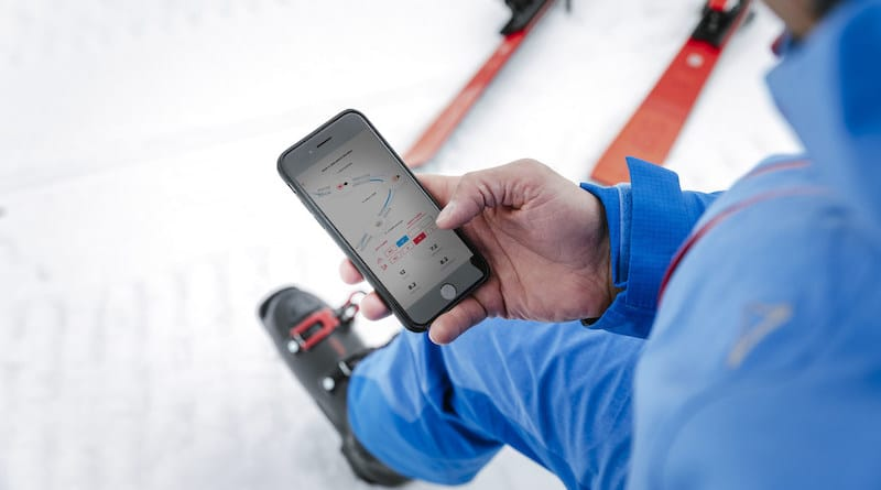 CES 2019: Atomic high tech ski boot monitors your runs