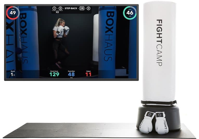 ces 2019 fightcamp brings a world class boxing gym into your home 1 - CES 2019: FightCamp brings a world class boxing gym into your home