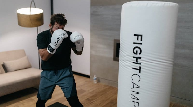 CES 2019: FightCamp brings a world class boxing gym into your home