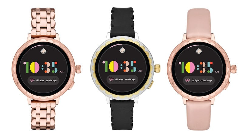 ces 2019 kate spade scallop 2 comes with a serious health fitness boost - CES 2019: Kate Spade Scallop 2 is a better health and fitness companion