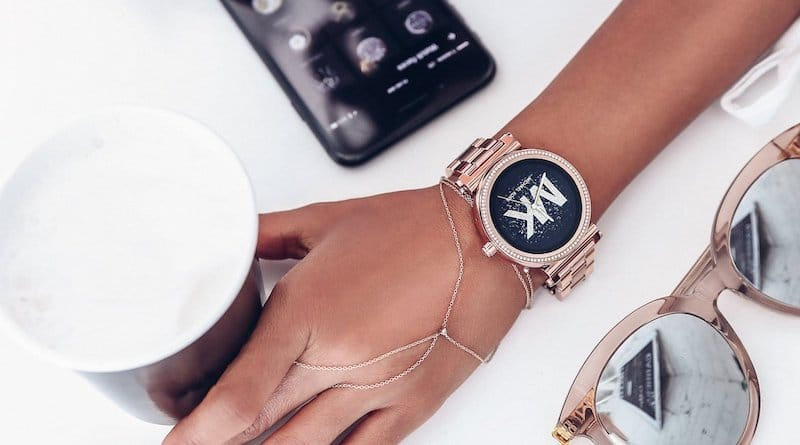 CES 2019: Michael Kors Access Sofie gets Fossil Genera 4 smarts