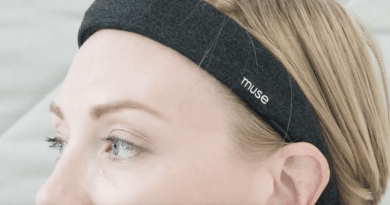 CES 2019: Muse Softband uses meditation to lull you into sleep
