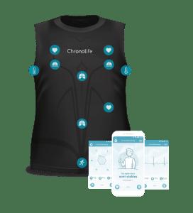 ces 2019 the cronolife vest predicts heart attacks before they happen 1 272x300 - CES 2019: The Chronolife vest predicts heart-attacks before they happen