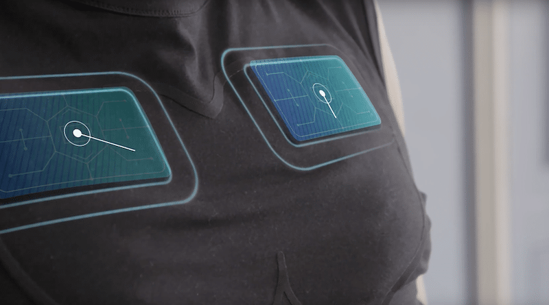 CES 2019: The Cronolife vest predicts heart-attacks before they happen