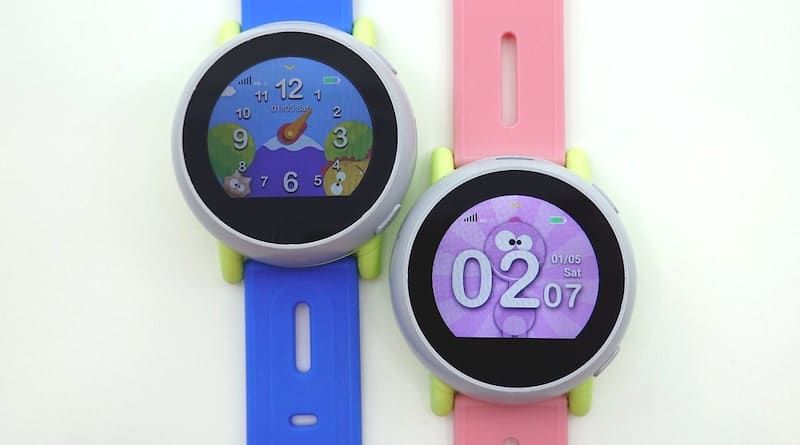 ces 2019 the dyno smartwatch is a 4g lte wearable made for kids 1 - CES 2019: the Dyno smartwatch is a 4G LTE wearable made for kids