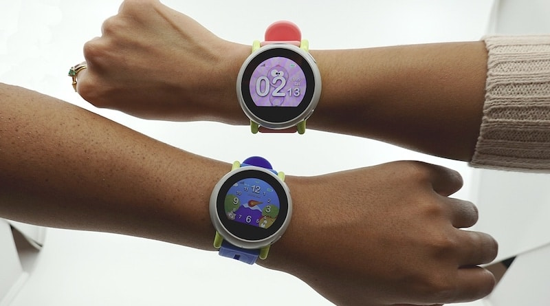 CES 2019: the Dyno smartwatch is a 4G LTE wearable made for kids