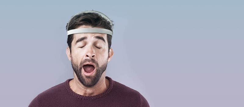 ces 2019 urgonight trains your brain to help you sleep better 2 - CES 2020: URGONight headband trains your brain to sleep better