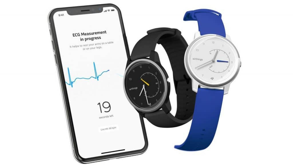ces 2019 withings trio of new devices take health tracking up a notch 1 1024x581 - CES 2019: Withings trio of new devices take health tracking up a notch