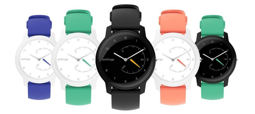 ces 2019 withings trio of new devices take health tracking up a notch 2 1024x459 - CES 2019: Withings trio of new devices take health tracking up a notch