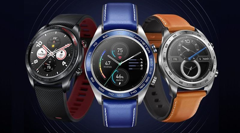 New Honor watches make European debut