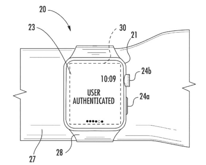 Next Apple Watch may use skin texture biometric authentication