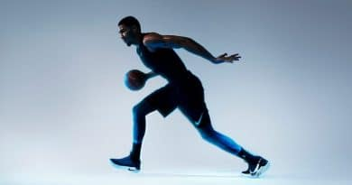 Nike debuts self-lacing app-controled basketball sneakers