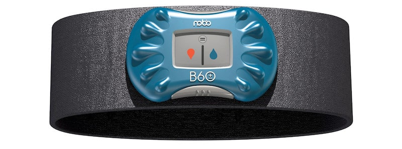 nobo b60 uses light to measure how much water is in your body - Nobo B60 uses light to measure how much water is in your body