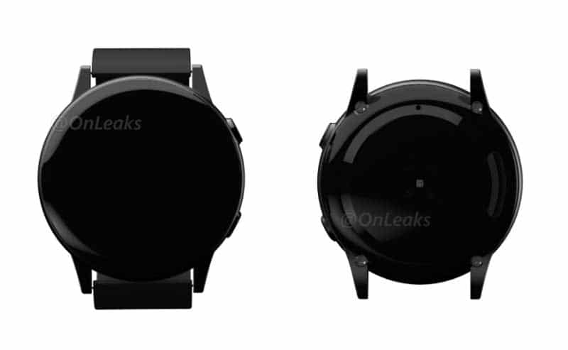 renders show upcoming samsung galaxy sport in full 2 - Samsung Galaxy Sport gets FCC clearance, renders show watch in full