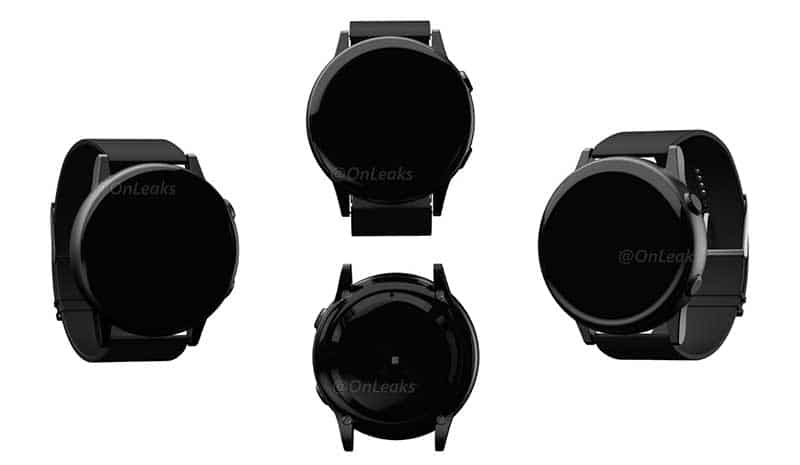renders show upcoming samsung galaxy sport in full 3 - Samsung Galaxy Sport gets FCC clearance, renders show watch in full