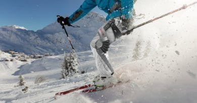 Rent robo ski legs this winter for more control and endurance on the slopes