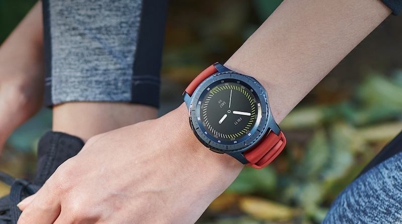Samsung Gear S3 gets substantial firmware update to Tizen 4.0