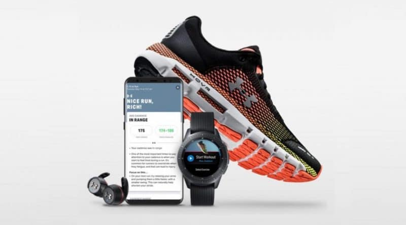 Under Armour looking to boost its digital fitness capabilities in 2019