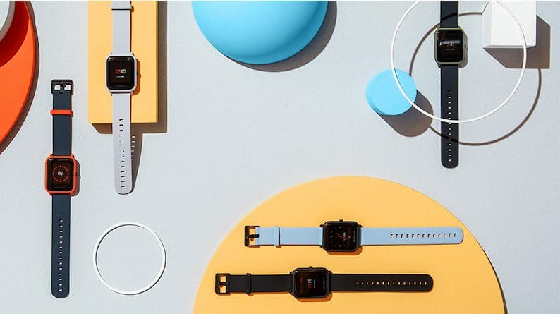 Amazfit Bip 2 gets full specs reveal in pre-sale listing