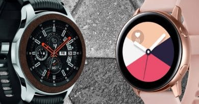Galaxy Watch vs Galaxy Watch Active: what's the difference?