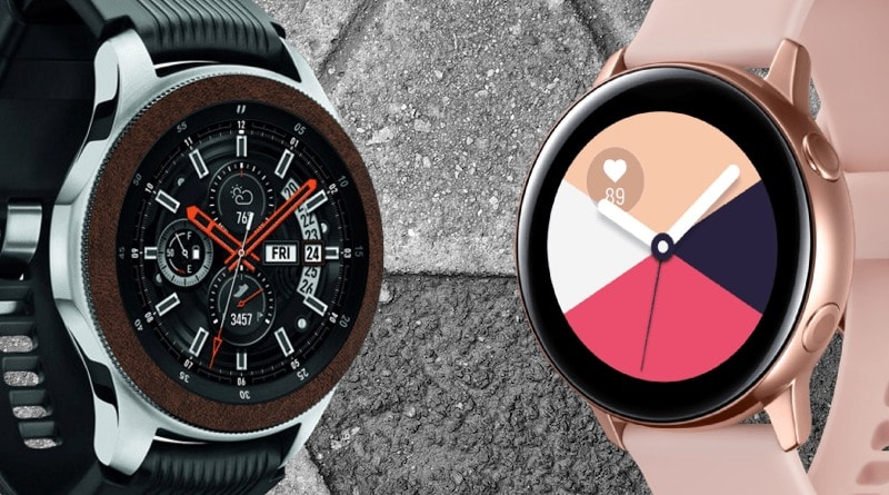 3c215c59ef95 Galaxy Watch vs Galaxy Watch Active  what s the difference