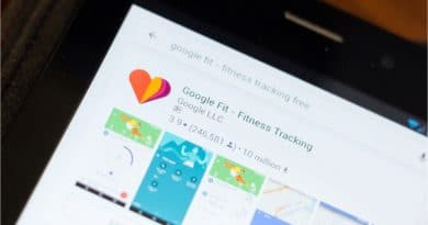 Google to kill web version of its fitness app in less than a month
