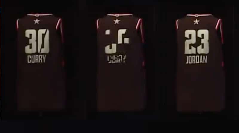 02efc1812d3 NBA player jersey of the future lets you change numbers on the fly