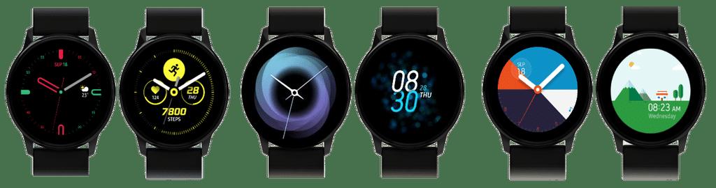 new samsung galaxy watch active leak shows one ui interface updates 1024x270 - Latest Samsung Galaxy Watch Active leak shows One UI interface upgrades