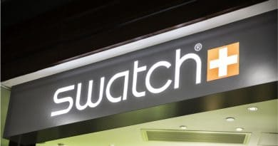 Swatch hit by China slowdown and growing acceptance of smartwatches