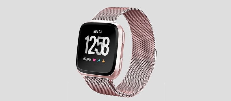 the best fitbit versa bands straps and accessories 4 - The best Fitbit Versa bands, straps and accessories