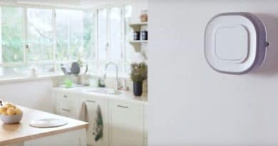 Aura Air: the all-in-one indoor air purification system