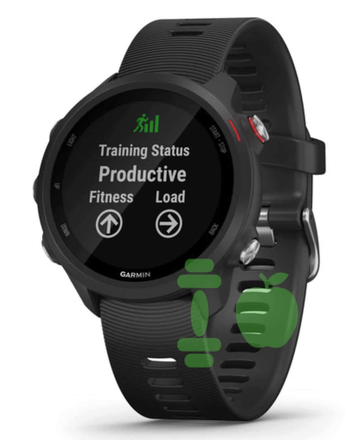 Best image yet of Garmin Forerunner 245 surfaces ahead of launch